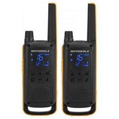 Портативная рация Motorola TALKABOUT T82 TWIN and CHRG Black (5031753007232)