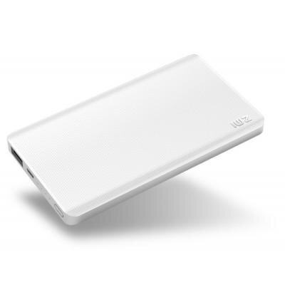 Батарея универсальная ZMi Powerbank 5000mAh White QB805 (QB805 / 2827353)
