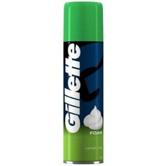 Пена для бритья Gillette Lemon Lime 200 мл (3014260228859/3014260309794)