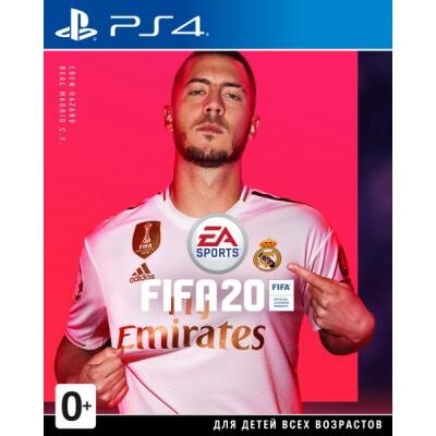 Игра SONY FIFA20 [PS4, Russian version] (1056031)